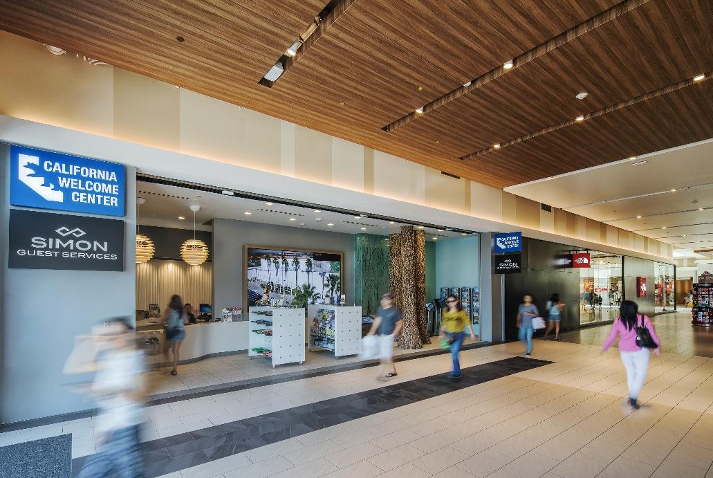 California Welcome Center - Ontario Mills